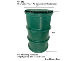 Greywater Filter Manual Cleaning Commercial_Feature