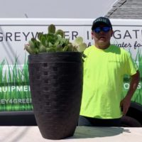 How To Build A DIY Greywater Planter Filter