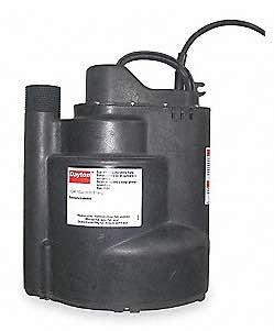 Greywater Sump Pump