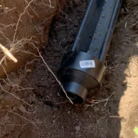 How To Assemble The DIY Greywater Aquifer Pipe Reducer Coupler