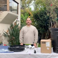 How To Build A Greywater Sump Pump Filter Part 1