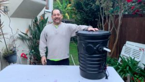 How To Build A Greywater Sump Pump Filter Part 4