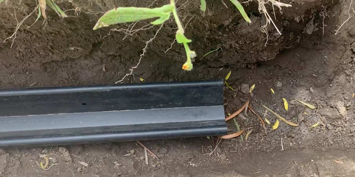 Read more about the article How To Measure The DIY Greywater Aquifer Pipe