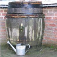 Greywater VS Rain Barrels